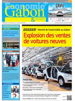 Site internet Economie Gabon+